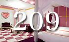お部屋のご案内209号室