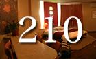 お部屋のご案内210号室