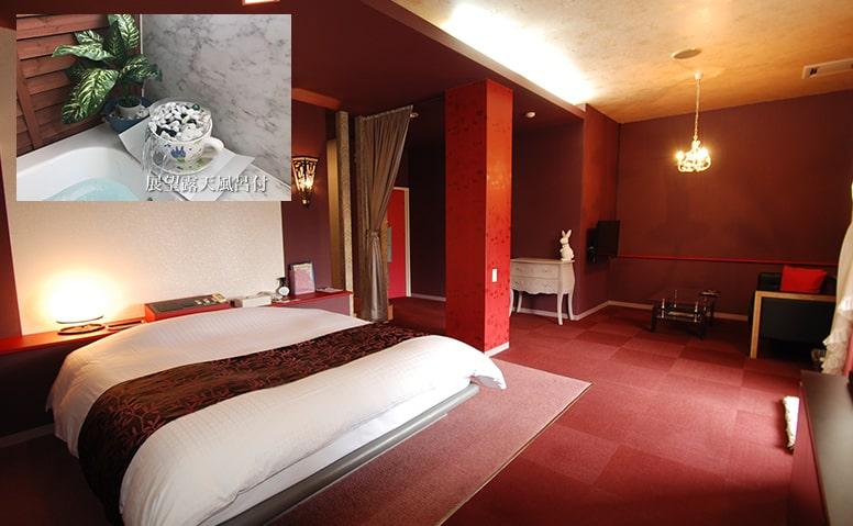 お部屋のご案内208号室